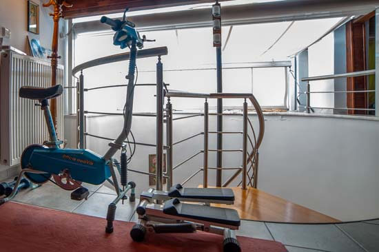 Εξοπλισμός γυμναστικής